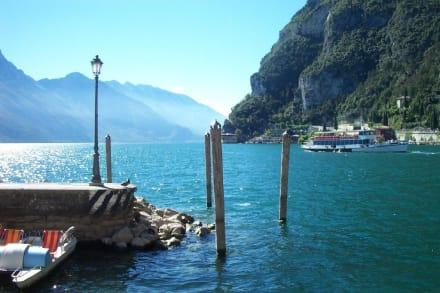 Riva del Garda - Hafen Riva del Garda