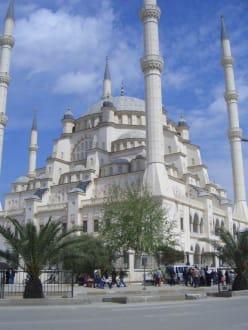 Neue Moschee - Sabancı-Merkez-Moschee