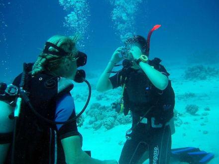 Professionellle Ausbildung - Jasmin Diving Center