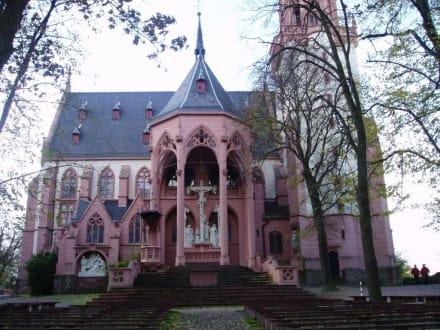Kirche auf dem Rochusberg - Rochusberg