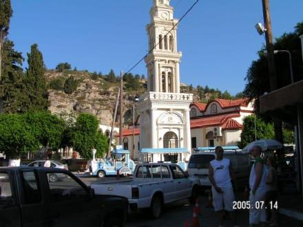 Afandou - Kirche von Afandou