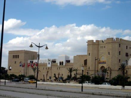 Neue Medina in Hammamet Yasmine - Medina Hammamet-Yasmine
