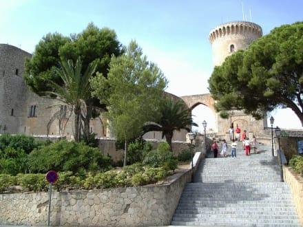 Illetas - Schloss Bellver