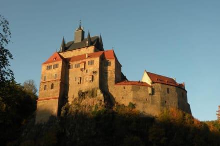 Burg Kriebstein - Burg Kriebstein