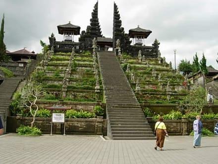 Tempel - Muttertempel Pura Besakih - Pasar Agung