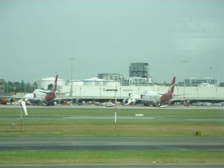 Jumbo´s - Flughafen Sydney/ Kingsford Smith Airport (SYD)