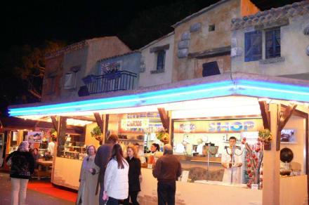 Am Weihnachtsmarkt - Weihnachtsmarkt Monaco