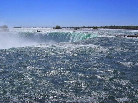 Horseshoe Fall - Niagarafälle / Horseshoe Falls