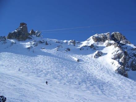 Skitour (2) - Le Trois Vallee - Drei Täler