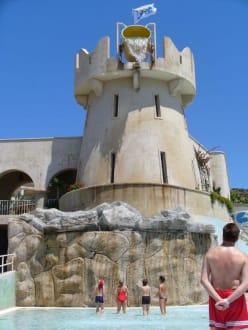 Wasserspass - Waterpark Faliraki