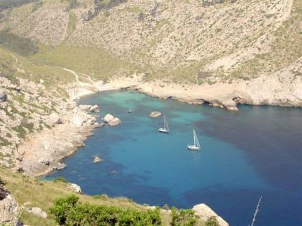 Bucht am Cap Formentor - Cap Formentor