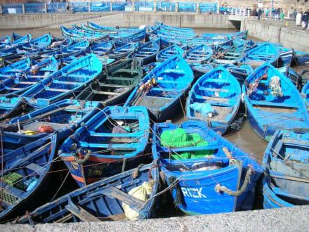 Hafen Essaouira - Hafen Essaouira