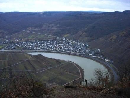 Bremm - Moselhöhenweg