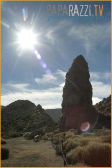 * Nationalpark del Teide * - Teide Nationalpark