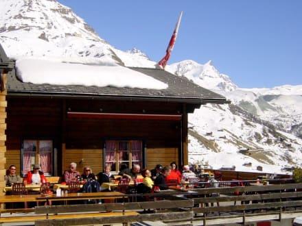 Adler-Hütte Zermatt - Adler-Hütte