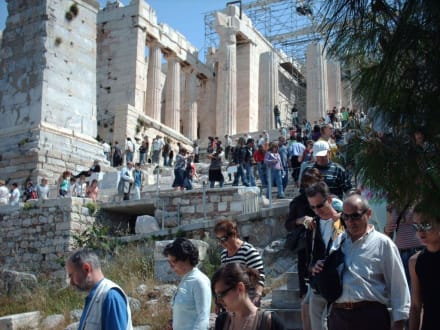 Akropolis am Vormittag - Akropolis