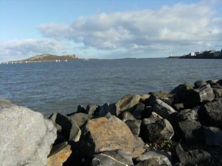 Strand/Küste/Hafen - Yachthafen Howth