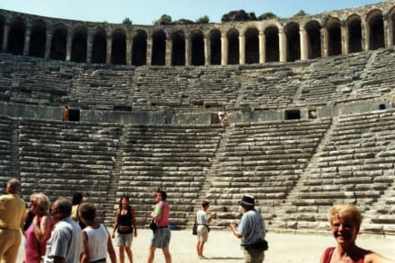 Theater von Aspendos - Theater von Aspendos