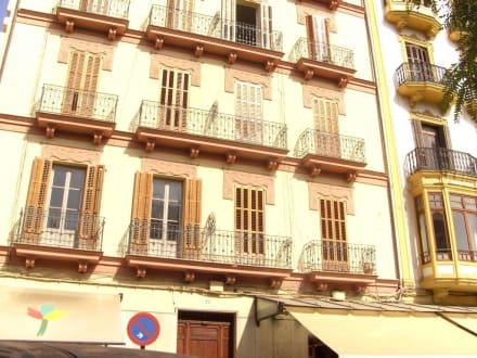 Schönes, restauriertes Haus in Ibiza- Stadt - Paseo de Vara de Rey