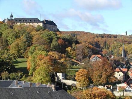 Wellfenschloss in Blankenburg - Großes Schloss Blankenburg