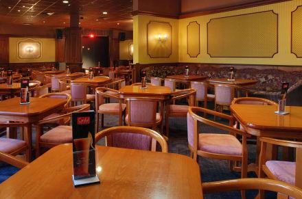 Lobby bar -