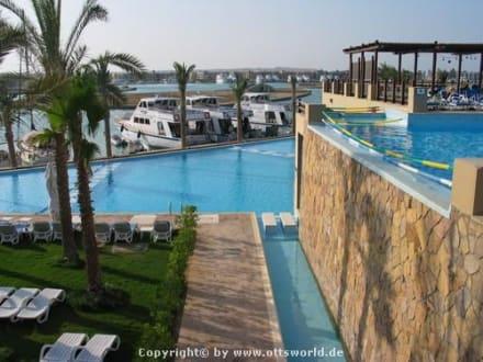 Piscine  - Marina Lodge At Port Ghalib