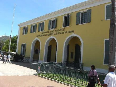 Postamt - Charlotte Amalie