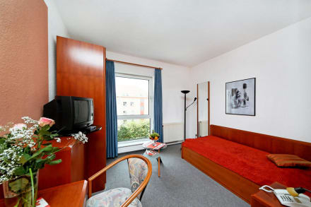 Einzelzimmer - Hotel Stadtfeld