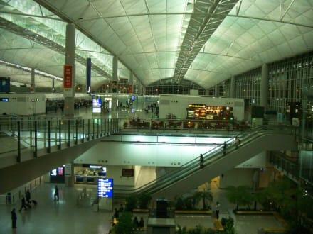Airport - Flughafen Hongkong Chek Lap Kok (HKG)