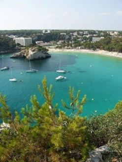 Bucht von Cala Galdana - Strand Cala Galdana
