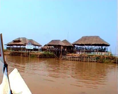Restaurant zum Entspannen - Inn Thar Lay Restaurant