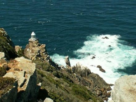 Alter Leuchtturm am Cape Point - Kap der Guten Hoffnung