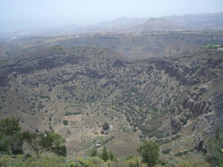 Bandama Krater - Bergwelt