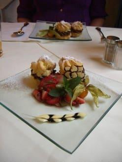 Nachspeise - Grand Hotel Sonnenbichl