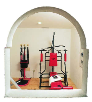 Fitness - Hotel Stephanshof Grandpanorama