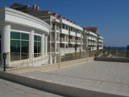 Aspendos beach hotel -