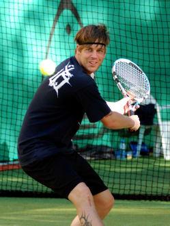 Tennis court -