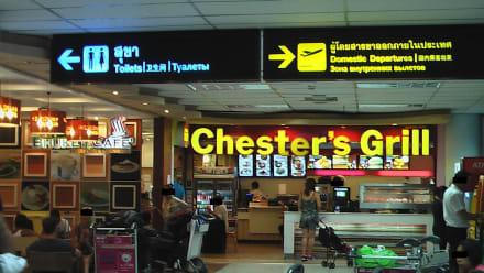 Chester Grill - Flughafen Phuket (HKT)
