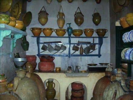 Kleine Küche - Dar Essid Museum