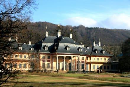 Bergpalais - Schloss Pillnitz