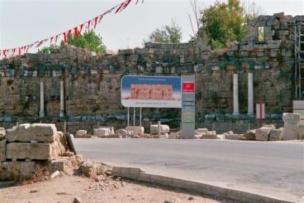 wird neu aufgebaut - Ruinen Side