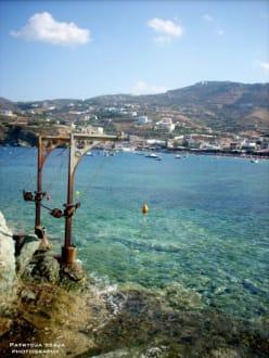 Strand/Küste/Hafen - Strand Aghia Pelagia/Agia Pelagia