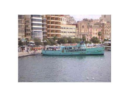 Fähre von Sliema nach Valletta - Transport