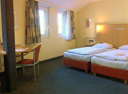 Doppelzimmer BUS - Das kleine Stadthotel Ratingen