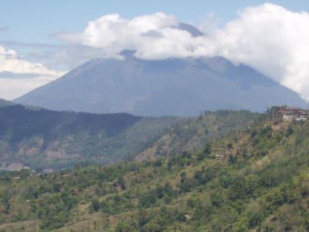 Mt. Agung - Mount Agung