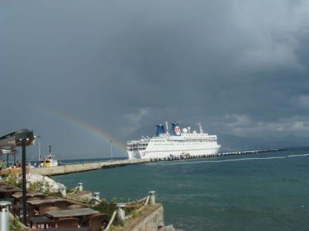 Strand/Küste/Hafen - Hafen Alanya