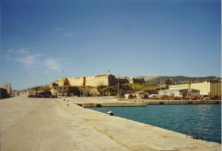 Palma de Mallorca/Mallorca - Hafen Palma de Mallorca
