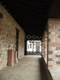 Sehr anschaulich - Römerkastell Saalburg
