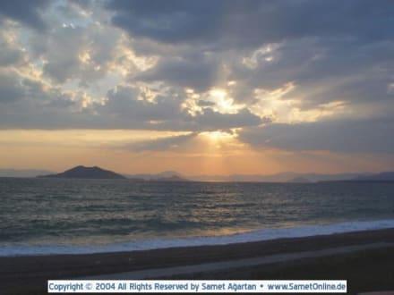 Fethiye Sonnenuntergang - Strand Calis