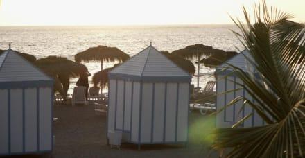 Strand bei Costa Adeje - Strand El Duque